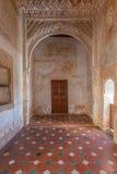 Forteresse d'Alhambra Photo libre de droits