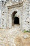 Forteresse d'Ali Pasha, Parga Images libres de droits