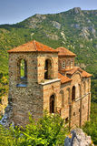 Forteresse d'Assen, Bulgarie Image libre de droits