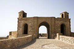 Forteresse d'Essaouira Image stock