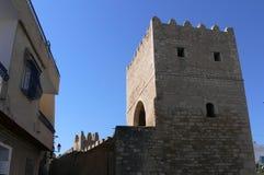 Forteresse dans Sousse Image libre de droits