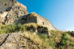 Forteresse de Bilhorod-Dnistrovskyi Forteresse d'Akkerman images stock