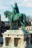 Forteresse de Budapest Photo stock