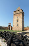 Forteresse de CCB, Serbie, l'Europe Photo stock