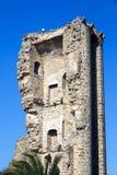 Forteresse de château de Polan, Toledo Spain Image stock