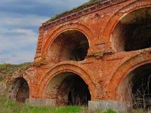 Forteresse de Dinaburg Image stock