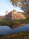 forteresse de fagaras Photos libres de droits