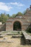 Forteresse de Hisarlaka en Bulgarie Image libre de droits