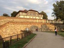 Forteresse de Kalemegdan à Belgrade, Serbie photo libre de droits