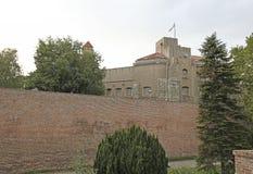 Forteresse de Kalemegdan, Belgrade, Serbie Image stock