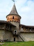 Forteresse de Kamyanets-podilsky photo libre de droits