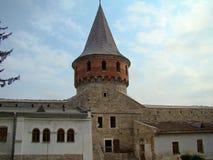 Forteresse de Kamyanets-podilsky image stock