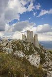 Forteresse de l'Abruzzo photo stock