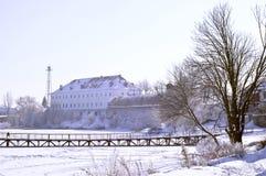 Forteresse de l'Ukraine Dubno Image stock