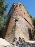 Forteresse de Medici, Sienne, Italie photos libres de droits