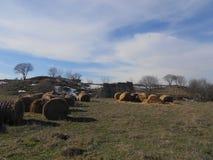 Forteresse de Petrichа près du village Razdelna Photo libre de droits