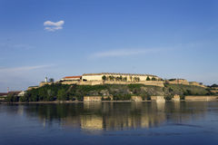 Forteresse de Petrovaradin Photos stock
