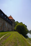 Forteresse de Sisak Photo stock