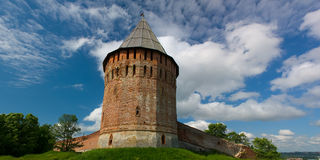 Forteresse de Smolensk Photo stock