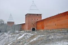 Forteresse de Smolensk Photographie stock