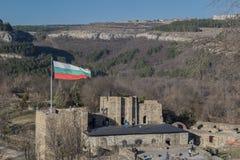 Forteresse de Tsarevets Photo stock