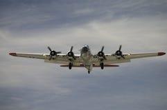 Forteresse du vol B-17 Photographie stock libre de droits