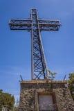 Forteresse espagnole en Toscane Photo libre de droits