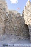 forteresse et château de Consuegra à Toledo, Espagne Fort médiéval Photographie stock