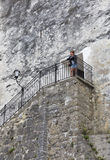 Forteresse Hohensalzburg à Salzbourg, Autriche Image stock