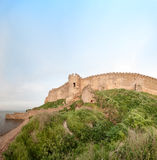 Forteresse médiévale d'Akkerman près d'Odessa en Ukraine Photo stock
