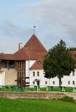 Forteresse Narva, Estonie. Photographie stock libre de droits