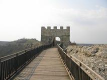 Forteresse Ovech, Bulgarie Image libre de droits
