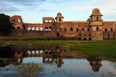 Fortes históricos de India Foto de Stock Royalty Free