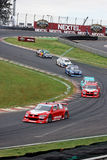 Fortes Stock Racing Car Interlagos Brazil Royalty Free Stock Photo