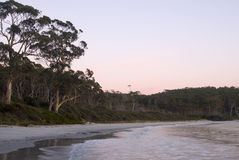 Fortescue Bay Sunrise Royalty Free Stock Images