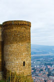 Fortess in Orvieto, Italy, Europe Stock Images