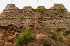 Fortess tower royalty free stock photo