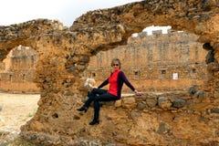 Fortezza antica Immagine Stock