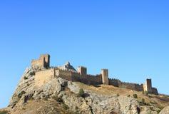Fortezza antica Immagine Stock Libera da Diritti