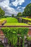 Fortezza antica Fotografie Stock
