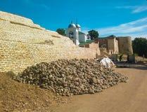 Fortezza antica Fotografia Stock