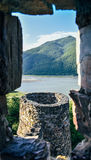 Fortezza antica Immagini Stock Libere da Diritti