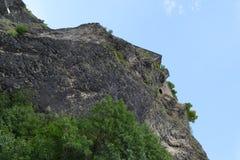 Fortezza antica Strekov Immagine Stock