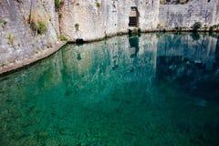 Fortezza in Castelnuovo Fotografia Stock