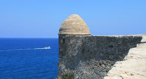 Fortezza Castle Royalty Free Stock Photo