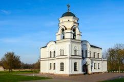 Fortezza complessa commemorativa dell'eroe di Brest Un inizio della Camera della chiesa XXI del secolo fotografia stock libera da diritti