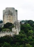 Fortezza Costantinopoli di Rumeli fotografia stock