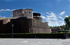 Fortezza da Basso Florence, Italien arkivfoto