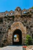 Fortezza de Rethymno chez Crète, Grèce images libres de droits