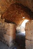 Fortezza del crociato Fotografia Stock Libera da Diritti